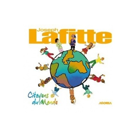 Joseph Lafitte - Citoyens du Monde - CD