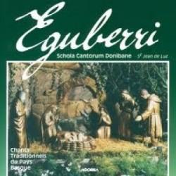Schola Cantorum Donibane - Eguberri - CD