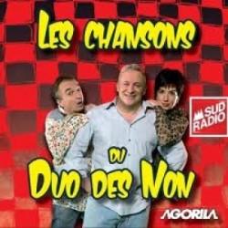 Duo des Non - Les chansons - CD