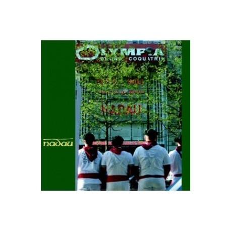 Nadau - Olympia 2010 - CD