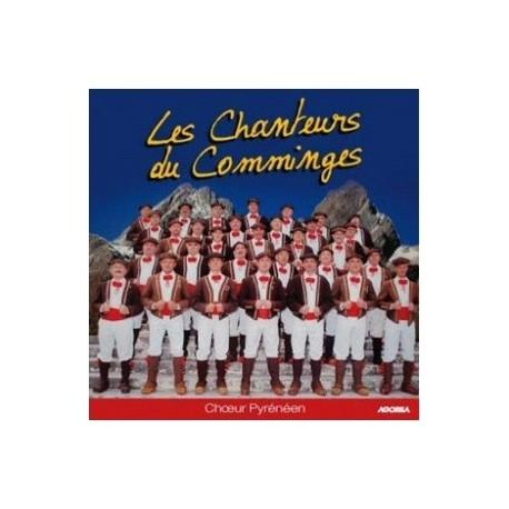 Les Chanteurs du Comminges - Choeur Pyrénéen - CD