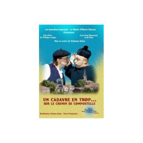 Philippe Campa - Un cadavre en trop... - DVD