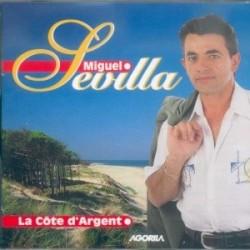 Miguel Sevilla - La Côte d'Argent - CD