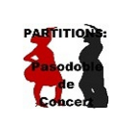 Franeiro Cano Ruiz - Parfums Andalous - PARTITIONS