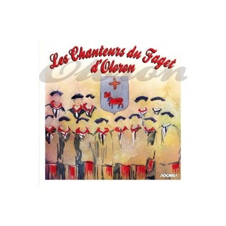 Les Chanteurs du Faget d'Oloron - Nouste Pay - CD