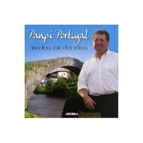 Panpi Portugal - Amodioa zoin den zoroa - CD