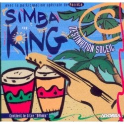 Simba King - Destination Soleil - CD