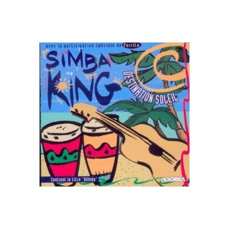 Simba King - Destination Soleil - CD