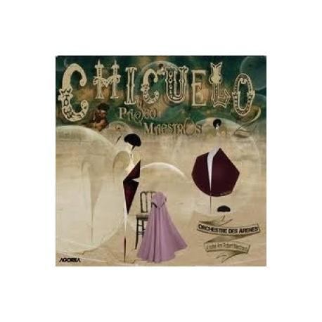 Chicuelo - Paseo y Maestros - CD