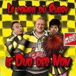 Duo des Non - La compil du rugby - CD