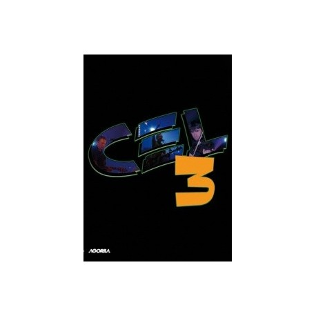 CEL 3 - Once upon a time in Euskal Herri - DVD