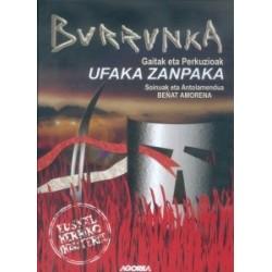 Burrunka - Ufaka Zanpaka - DVD