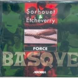 Sorhouet & Etcheverry - Force Basque - CD