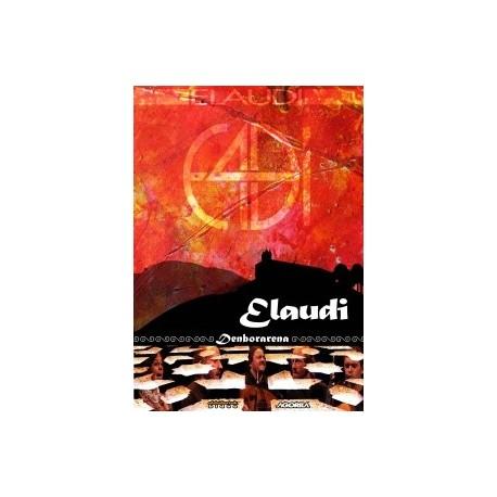 Elaudi - Denborarena - DVD