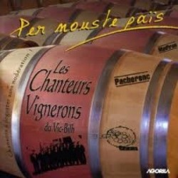 Les Chanteurs Vignerons - Per nouste païs - CD