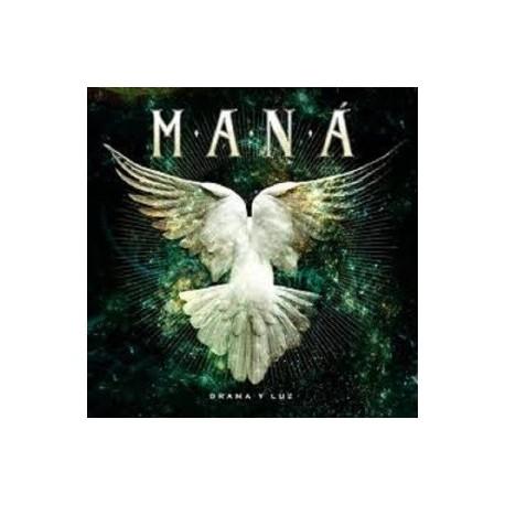 Maná - Drama y Luz - CD