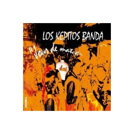Los Kepitos - Jour de match - CD