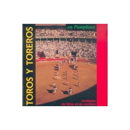 Soria 9 de Séville - Toros y Toreros en Pamplona - CD