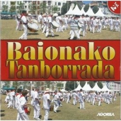Baionako Tanborrada - Baionako Tanborrada - CD