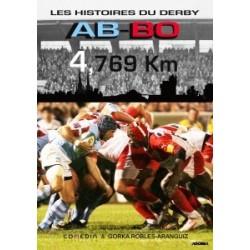 Histoires du derby Bayonne Biarritz - 4,769 km - DVD
