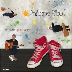Philippe Albor - Les petits pas sages - CD