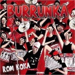 Burrunka - Rom Koka - CD