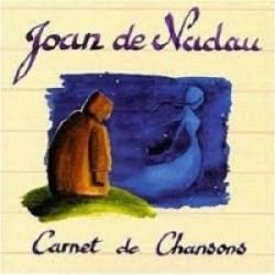 Joan de Nadau - Carnet de chansons - CD