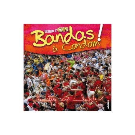 Festival de bandas à Condom - 40è Festival de Condom - CD