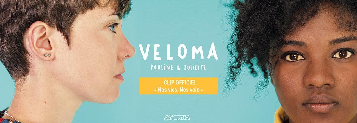 Pauline & Juliette - Veloma