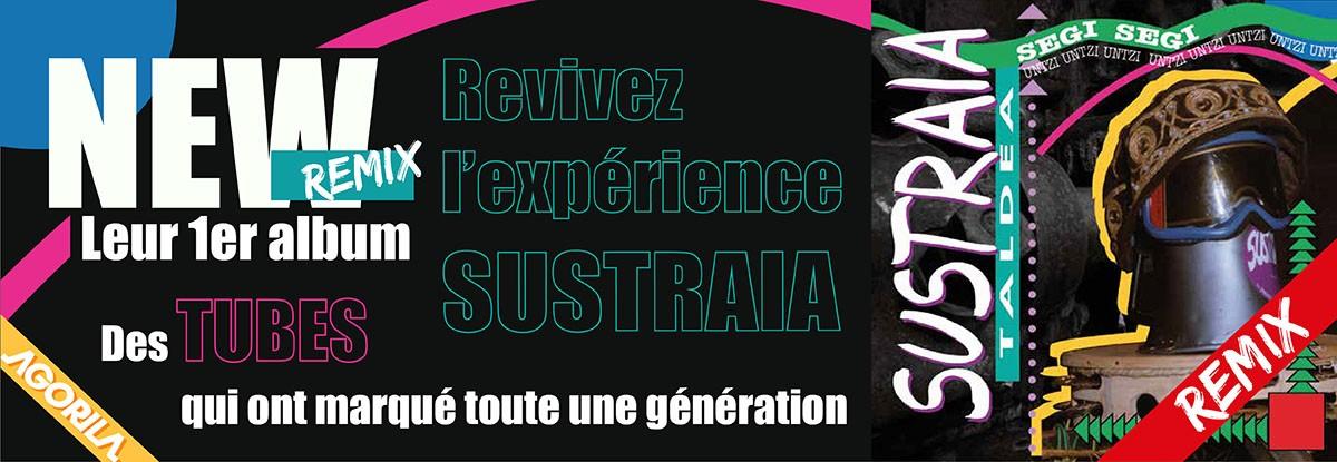 Sustraia Remix
