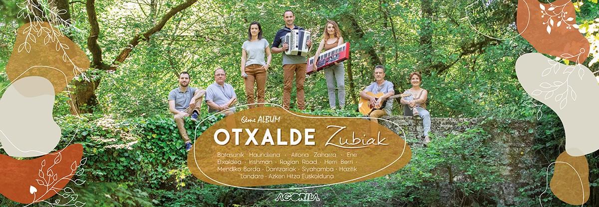 Otxalde_Nouvel_Album_Zubiak